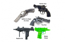 pi imitation firearms