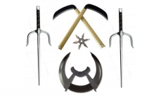 Martial arts weapons